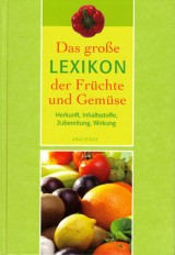 Cover Das große Lexikon der Früchte und Gemüse