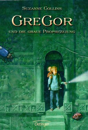 Bildergebnis für gregor und die graue prophezeiung