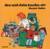 Jan und Julia kaufen ein