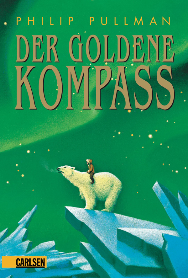Der Goldene Kompass Eisbär