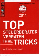 Focus Money – Top Steuerberater verraten ihre Tricks