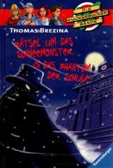 Die Knickerbockerbande 01 – Rätsel um das Schneemonster