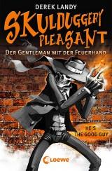Skulduggery Pleasant (1) – Der Gentleman mit der Feuerhand