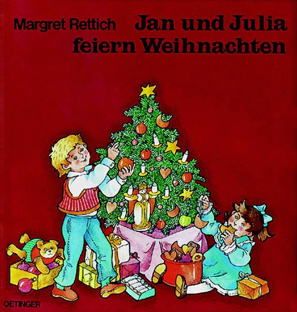 Weihnachten Feiern.Jan Und Julia Feiern Weihnachten Von Margret Rettich Rezension Von