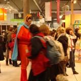 Die Buchhexe auf der Leipziger Buchmesse 2011