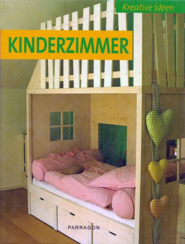 kreative ideen f r kinderzimmer von cristian campos rezension von der buchhexe. Black Bedroom Furniture Sets. Home Design Ideas