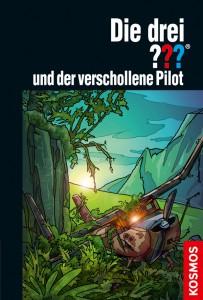 Die drei Fragezeichen - Der verschollene Pilot