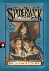Holy Black: Die Spiderwick Geheimnisse (1) - Eine unglaubliche Entdeckung