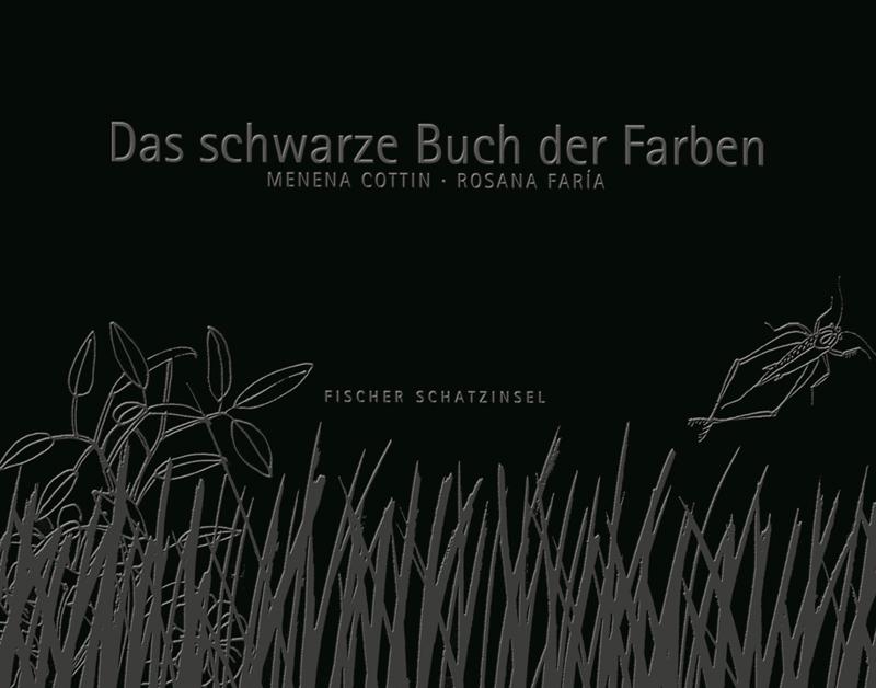 Das Schwarze Buch Der Farben Von Menena Cottin