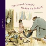 Ernest und Celestine machen ein Picknick