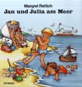 Jan und Julia amMeer