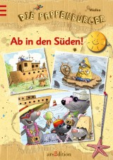 Die Pappenburger (4) – Ab in den Süden!