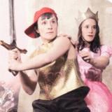 """Theaterstück """"Das tapfere Schneiderlein und die mutige Prinzessin"""" zum Grimmjahr (mit Gewinnspiel)"""