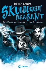 Skulduggery Pleasant (3) – Die Diablerie bittet zum Sterben