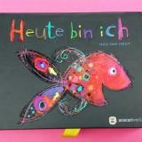 """Gewinnspiel: Kunstkarten-Set """"Heute binich"""""""