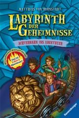 Labyrinth der Geheimnisse (1) – Achterbahn ins Abenteuer