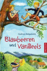 Gudrun Helgadottir - Blaubeeren und Vanilleeis