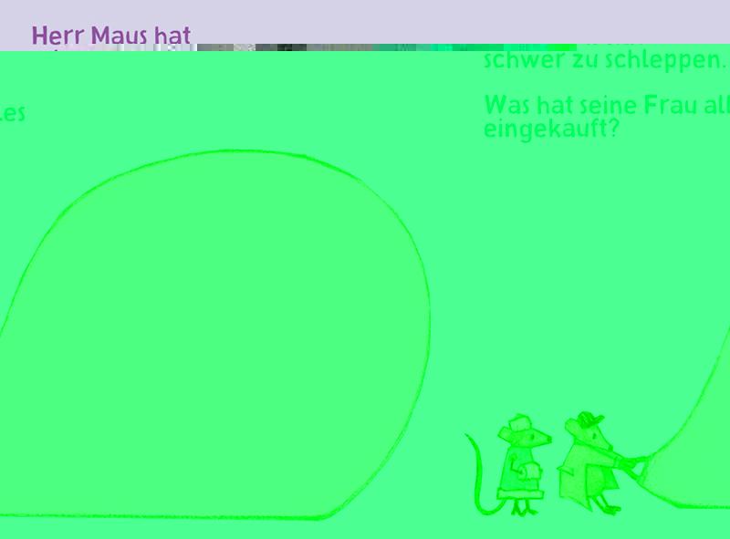 Kritzlibutz - Mäuse