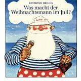 """Spontanes Gewinnspiel zu """"Was macht der Weihnachtsmann imJuli""""?"""
