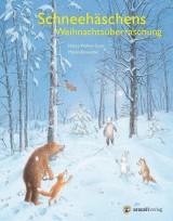 Nancy Walker-Guye - Schneehäschens Weihnachtsüberraschung