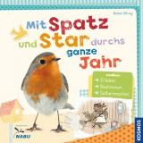 """Gewinnspiel zu """"Mit Spatz und Star durchs ganze Jahr"""""""