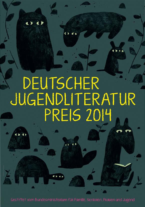 Nominierungen für den Deutschen Jugendliteraturpreis 2014