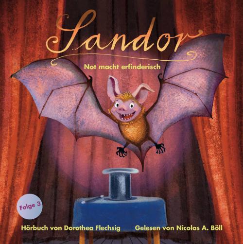 Sandor  - Not macht erfinderisch