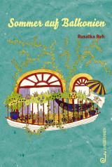 Rusalka Reh - Sommer auf Balkonien