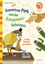 Christian Seltmann - Kommissar Ping und das Kaugummi-GeheimnisKommissar Ping und das Kaugummi-Geheimnis