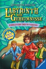Matthias von Bornstädt - Labyrinth der Geheimnisse (7) - Wirbelsturm über Witterstein